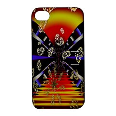 Diamond Manufacture Apple Iphone 4/4s Hardshell Case With Stand by Simbadda