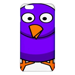 Cartoon Bird Purple Iphone 6 Plus/6s Plus Tpu Case by Alisyart