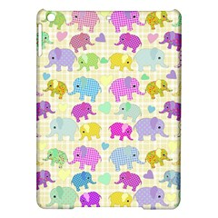 Cute Elephants  Ipad Air Hardshell Cases by Valentinaart