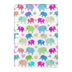 Cute Elephants  Samsung Galaxy Tab Pro 12 2 Hardshell Case by Valentinaart