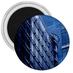 Building Architectural Background 3  Magnets by Simbadda