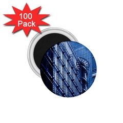 Building Architectural Background 1 75  Magnets (100 Pack)