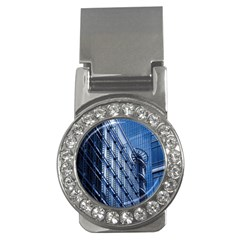 Building Architectural Background Money Clips (cz)  by Simbadda