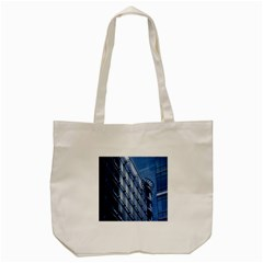 Building Architectural Background Tote Bag (cream) by Simbadda