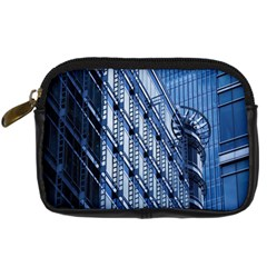 Building Architectural Background Digital Camera Cases by Simbadda