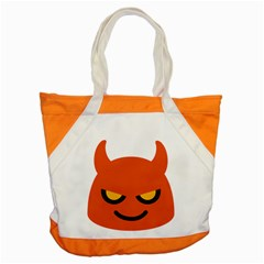 Devil Accent Tote Bag by Alisyart