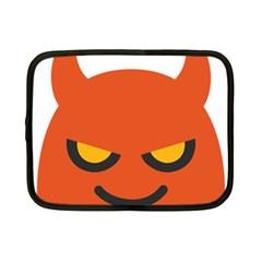Devil Netbook Case (small)  by Alisyart