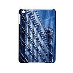 Building Architectural Background Ipad Mini 2 Hardshell Cases by Simbadda