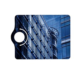 Building Architectural Background Kindle Fire Hd (2013) Flip 360 Case by Simbadda