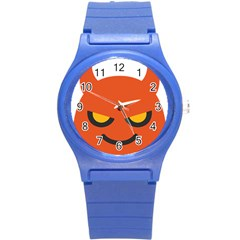 Devil Round Plastic Sport Watch (s) by Alisyart