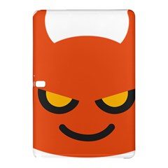 Devil Samsung Galaxy Tab Pro 12 2 Hardshell Case by Alisyart