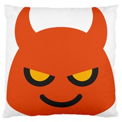 Devil Standard Flano Cushion Case (one Side) by Alisyart