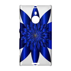 Chromatic Flower Blue Star Nokia Lumia 1520 by Alisyart