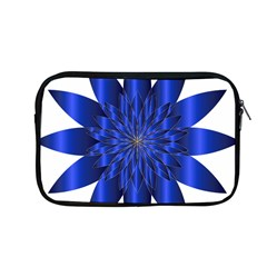 Chromatic Flower Blue Star Apple Macbook Pro 13  Zipper Case by Alisyart