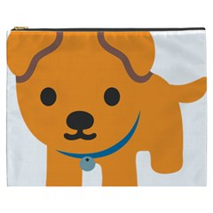 Dog Cosmetic Bag (xxxl)  by Alisyart
