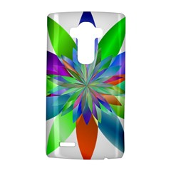 Chromatic Flower Variation Star Rainbow Lg G4 Hardshell Case by Alisyart