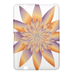 Chromatic Flower Gold Star Floral Kindle Fire Hd 8 9  by Alisyart