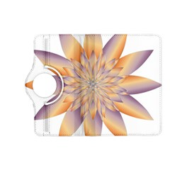 Chromatic Flower Gold Star Floral Kindle Fire Hd (2013) Flip 360 Case by Alisyart