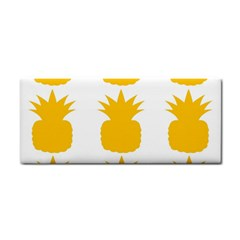 Fruit Pineapple Printable Orange Yellow Cosmetic Storage Cases by Alisyart