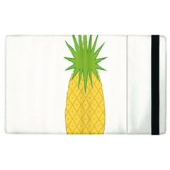 Fruit Pineapple Yellow Green Apple Ipad 3/4 Flip Case by Alisyart