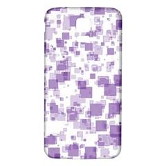 Pattern Samsung Galaxy S5 Back Case (white) by Valentinaart