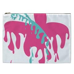 Full Butterfly Cosmetic Bag (xxl)  by Alisyart