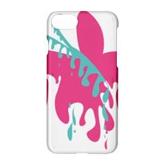 Full Butterfly Apple Iphone 7 Hardshell Case by Alisyart