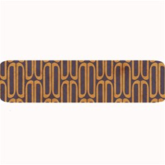 Chains Abstract Seamless Large Bar Mats by Simbadda
