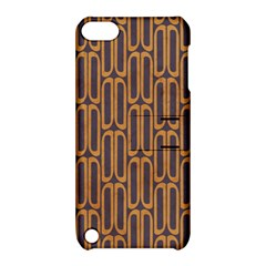 Chains Abstract Seamless Apple Ipod Touch 5 Hardshell Case With Stand by Simbadda