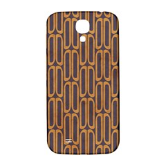 Chains Abstract Seamless Samsung Galaxy S4 I9500/i9505  Hardshell Back Case by Simbadda