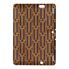 Chains Abstract Seamless Kindle Fire Hdx 8 9  Hardshell Case by Simbadda