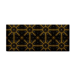 Digitally Created Seamless Pattern Tile Cosmetic Storage Cases by Simbadda