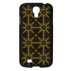Digitally Created Seamless Pattern Tile Samsung Galaxy S4 I9500/ I9505 Case (black) by Simbadda