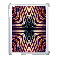 Vibrant Pattern Colorful Seamless Pattern Apple Ipad 3/4 Case (white) by Simbadda