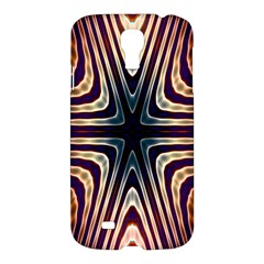 Vibrant Pattern Colorful Seamless Pattern Samsung Galaxy S4 I9500/i9505 Hardshell Case by Simbadda