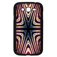 Vibrant Pattern Colorful Seamless Pattern Samsung Galaxy Grand Duos I9082 Case (black) by Simbadda