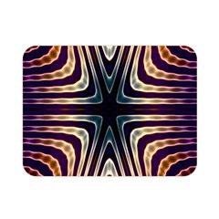 Vibrant Pattern Colorful Seamless Pattern Double Sided Flano Blanket (mini)  by Simbadda