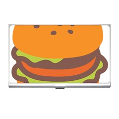 Hamburger Business Card Holders