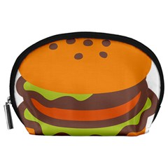 Hamburger Accessory Pouches (large)  by Alisyart