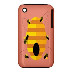 Honeycomb Wasp Iphone 3s/3gs by Alisyart