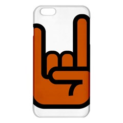 Metal Hand Iphone 6 Plus/6s Plus Tpu Case by Alisyart