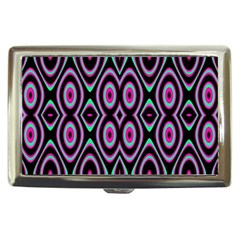 Colorful Seamless Pattern Vibrant Pattern Cigarette Money Cases by Simbadda