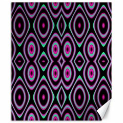 Colorful Seamless Pattern Vibrant Pattern Canvas 20  X 24   by Simbadda