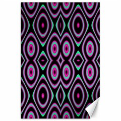Colorful Seamless Pattern Vibrant Pattern Canvas 20  X 30   by Simbadda