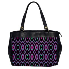 Colorful Seamless Pattern Vibrant Pattern Office Handbags by Simbadda