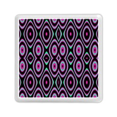 Colorful Seamless Pattern Vibrant Pattern Memory Card Reader (square)  by Simbadda
