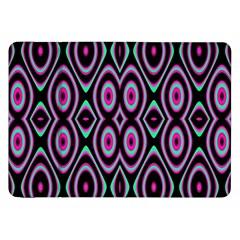 Colorful Seamless Pattern Vibrant Pattern Samsung Galaxy Tab 8 9  P7300 Flip Case by Simbadda