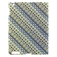 Abstract Seamless Background Pattern Apple Ipad 3/4 Hardshell Case by Simbadda