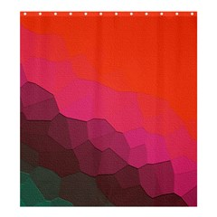 Abstract Elegant Background Pattern Shower Curtain 66  X 72  (large)  by Simbadda