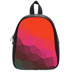 Abstract Elegant Background Pattern School Bags (small)  by Simbadda